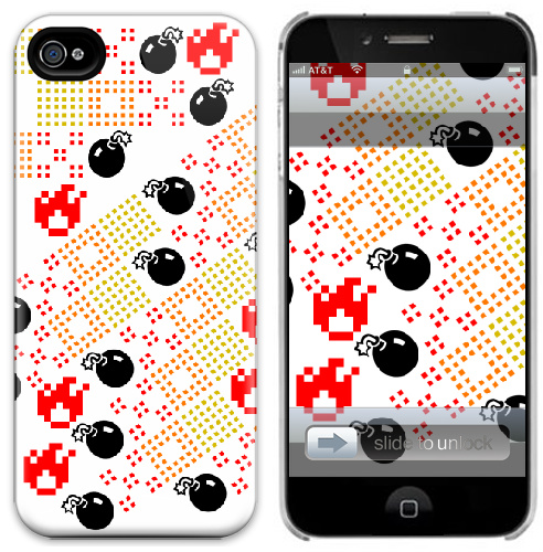New iPhone 5 Case Design - Bombs