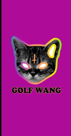 Golf Wang Cat Wallpaper Iphone 4 wallpaper design