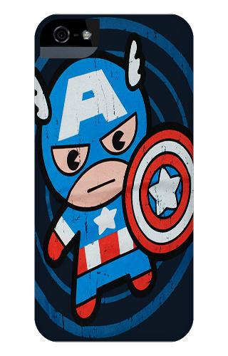 Iphone 5/5s case Captain America Ca