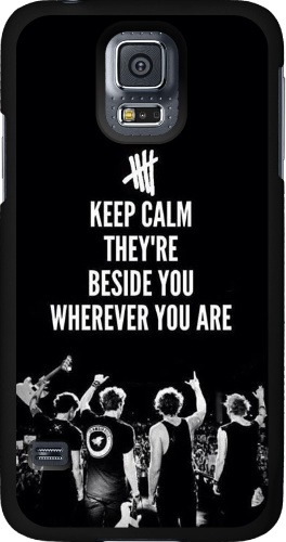 Keep Calm They're Beside You