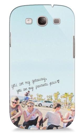 5sos Samsung Galaxy S3 case